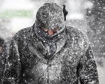 Meteoroloji'den 6 il için kar yağışı uyarısı