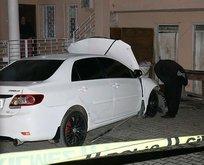Alacaklılarının arabasını EYP ile patlattılar!