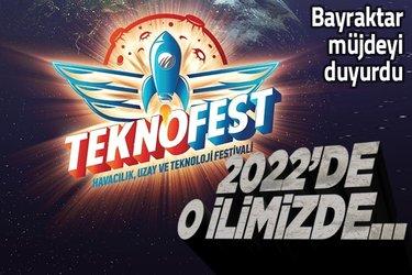 Selçuk Bayraktar duyurdu! TEKNOFEST 2022 Samsun'da düzenlenecek