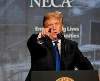 Trump'ın intikamı çok sert oldu