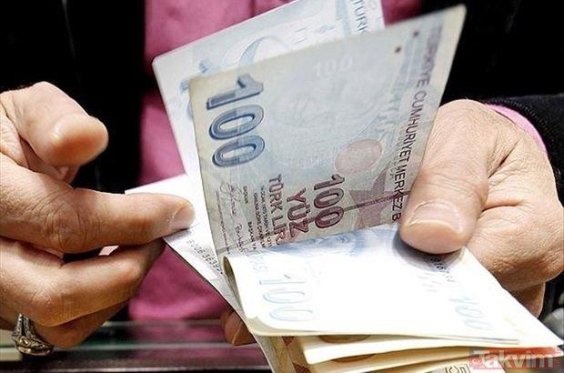 Emekliye zamlı maaş