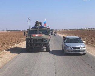 Rus ordusu  Ayn el-Arab'a girdi!