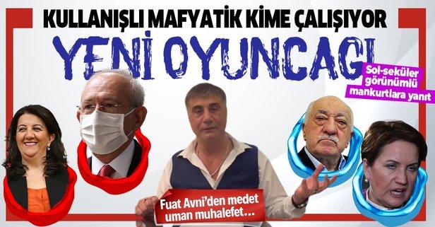 Bakan Varank'tan muhalefete Sedat Peker cevapı