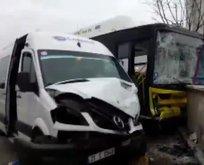 Diyarbakır'dan kaza! Çok sayıda yaralı var
