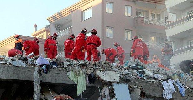 DASK deprem bölgesinde göreve başladı