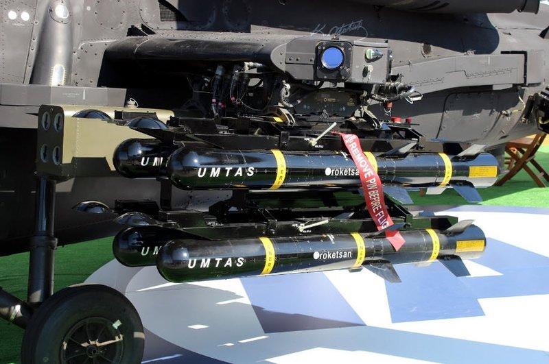 Tanksavar füzesi UMTAS