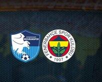 Büyükşehir Belediye Erzurumspor Fenerbahçe maçı ne zaman, saat kaçta başlayacak?