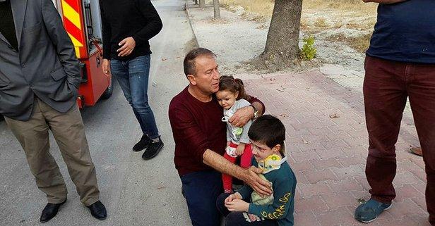 Burdur'da korkunç kaza! 2'si çocuk 7 yaralı