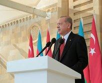 Başkan Erdoğan Ermenistana rest çekti