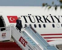 Başkan Erdoğan Katar'dan yurda döndü
