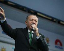 Erdoğan Malatyada itfar programına katıldı