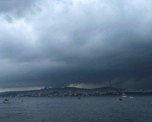 Meteroloji'den kuvvetli yağış uyarısı!