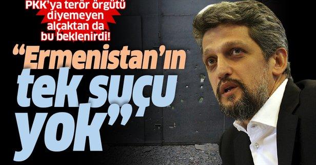 HDP'li Garo Paylan, Ermenistan'ın saldırılarına sahip çıktı - Takvim