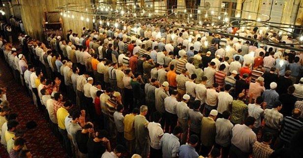 İşte il il Ramazan Bayramı namaz saatleri