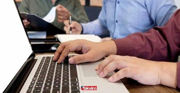 Kamuya lise, ön lisans ve lisans 4/B'li binden fazla sözleşmeli memur personel alımı...