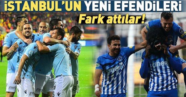 İstanbul'un yeni efendileri