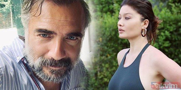 Oktay Kaynarca ve Nurgül Yeşilçay fotoğraf sonrası bombayı patlattı! Komedi aşıkları...