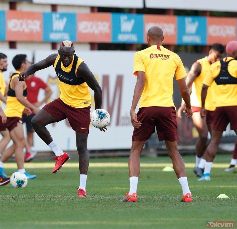 Fatih Terim'den sürpriz kadro! Galatasaray - Konyaspor maçı 11'leri belli oldu