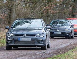 Volkswagen Golf'ün yeni görüntüleri ortaya çıktı! İşte 2020 model Volkswagen Golf (Mk8)...