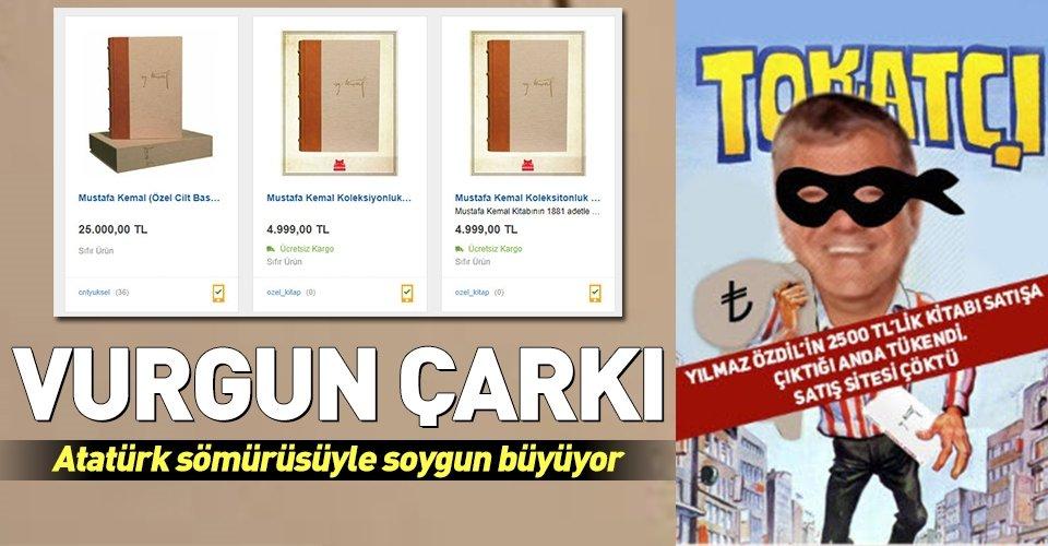 Yılmaz Özdil'in Atatürk vurgunu büyüyor - Takvim