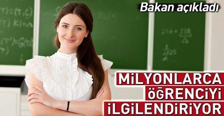 Milyonlarca öğrenciyi ilgilendiren flaş 'ev ödevi' açıklaması
