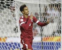 Galatasaray'a Katarlı yıldız!