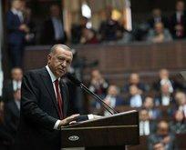 Erdoğan açıkladı: Bağdadi'nin hanımını yakaladık