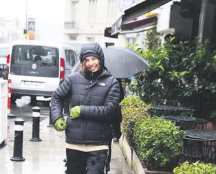 Serenay'a övgü yağmuru