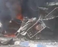Tel Abyad'da hain saldırı: Ölü ve yaralılar var