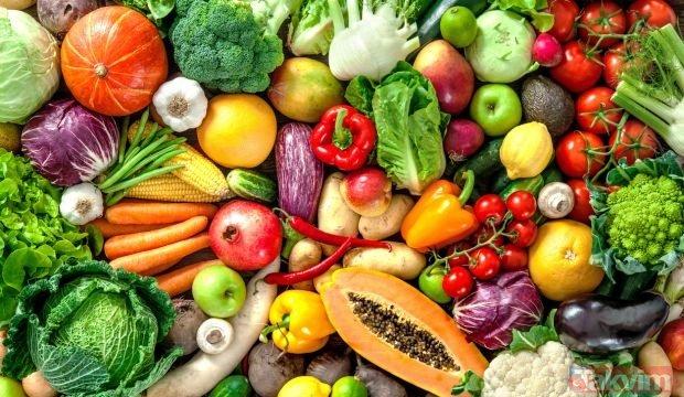Hastalıklardan koruyan 10 mucize besin!