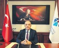 Kalyoncu'nun yeni rektörü Prof. Dereli