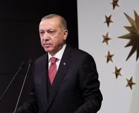Başkan Erdoğan'dan Lübnan'a taziye mesajı