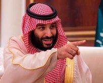 Muhammed bin Selman'dan taht oyunları!