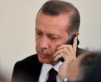 Başkan Erdoğan'dan Öztekin için taziye telefonu