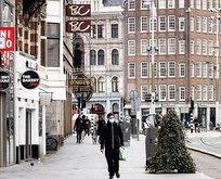 Hollanda'da karantina önlemleri geri geliyor!