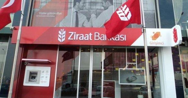 Ziraat'ten 31.7 milyar kâr