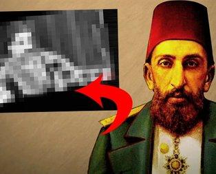 O fotoğrafı gün yüzüne çıktı! Meğer II. Abdülhamid Han...