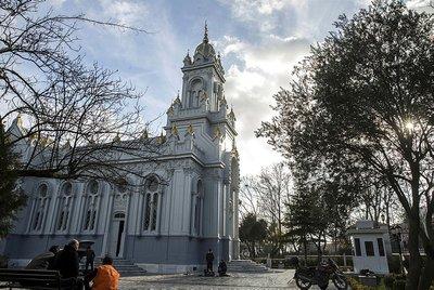 Restore edilen Demir Kilise 7 yıl sonra açıldı
