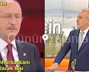 Kılıçdaroğlunun istifa açıklamasını  İnce yalanladı