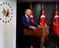 Erdoğandan zafer sonrası ilk açıklama