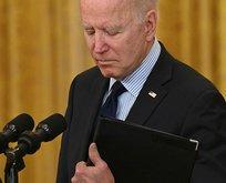 Joe Biden'a muhtıra verildi