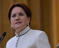 AK Parti'den Meral Akşener'e sert tepki!