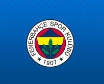 Fenerbahçe o ismi açıkladı!