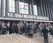 CHP'li Şişli Belediyesi'nden adrese teslim ihale!