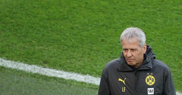 Fenerbahçe'ye Lucien Favre'den kötü haber!