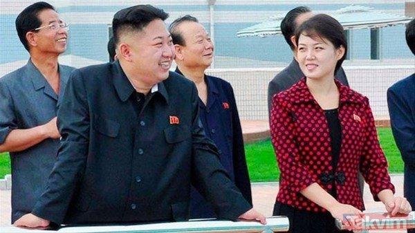 Kuzey Kore lideri Kim Jong Un ve eşi Ri Sol Ju'nun sır dolu yaşamı ifşa oldu!