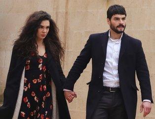 Hercai dizisinin Miran Aslanbey'i Akın Akınözü sevgilisi ile herkesi şaşkına çevirdi!
