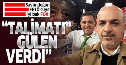 """'7 Şubat MİT Kumpası' iddianamesinde flaş FOX detayı: """"Ercan Gün operasyonun talimatını Gülen verdi dedi"""""""