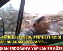 Başkan Erdoğan'a yapılan dua izleyenlere duygulu anlar yaşattı!