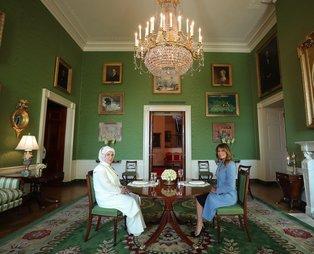 Emine Erdoğan'dan Beyaz Saray paylaşımı